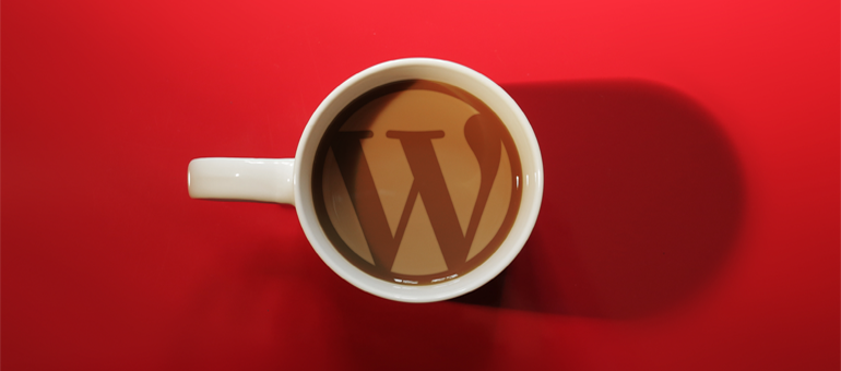 wordpress kahve